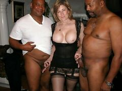 Amateur Wife Interracial